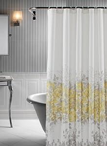 Amazon.com - Rainforest 14-piece shower curtain set in ...
