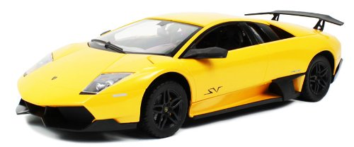#1 Officially Licensed Lamborghini Murcielago LP670-4 SV Electric RC Car 1:14 RTR (Colors May Vary)