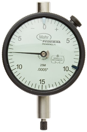 Federal Indicator Travel Products : Mahr federal agd dial indicator jeweled