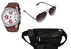 Evelyn Mens Watch Combo Product - BBRN3-224