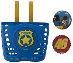 Btwin Basket-Police Bike, Boy's