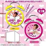 楽しんご ボイス 目覚まし時計 ピンク & イエロー 全2種セット ドドスコスコスコ ラブ注入!!