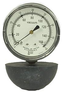 Generic Vacuum Cleaner Suction Gauge, Water Lift Gauge