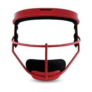 RIP-IT Defense Softball Fielder's Mask - Scarlet - Youth