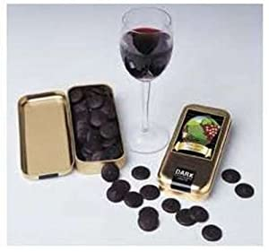 Wine Lover's Collection Gourmet Chocolates for Pinot Noir, 56% Cocoa, 3.5 oz.
