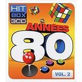 Hit Box Années 80 /Vol.2