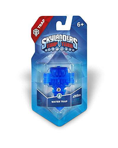 Skylanders Trap Team: Water Element Trap Pack - 1