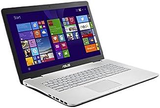 """Asus N751JX-T7015H PC Portable 17"""" (43,18 cm) Non tactile Argent (Intel Core i7, 8 Go de RAM, 1.95 To, Nvidia GeForce GTX950M, Windows 8.1)"""