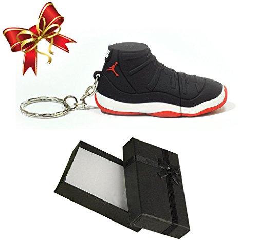 One Stop Discount Shop® - Air Jordan 11 Retro Bred USB Flash Drive 8GB