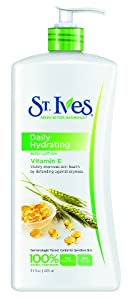 St. Ives Daily Hydrating Vitamin E Body Lotion, 21 Ounce