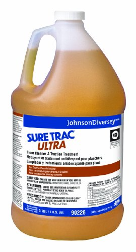 Sure Trac 90228 1 Gallon Ultra Quarry Tile Cleaner (Pack of 2)