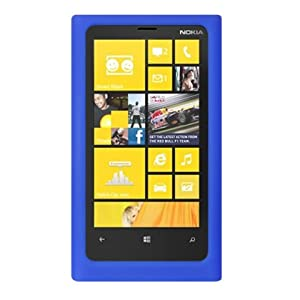 Amazon.com: VMG For Nokia Lumia 920 Cell Phone Soft Gel Silicone Skin