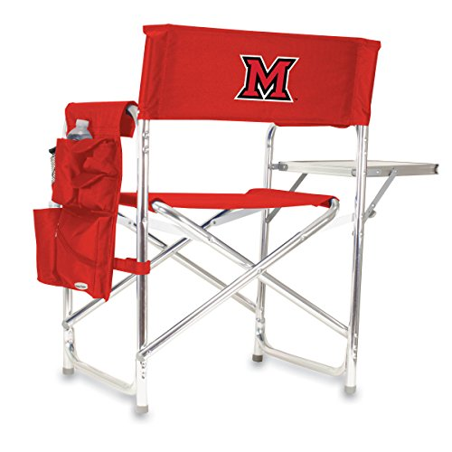 NCAA Miami Ohio Redhawks Sports Folding Chair (Red Hawk Cheese compare prices)