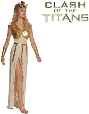 Amazon.com: Secret Wishes Women's Clash Of The Titans Adult Athena