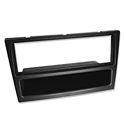 See Vauxhall Opel Radio Faceplate Single Din Fitting Fascia Car Stereo Black Details