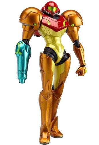 Metroid: Samus Aran Figma Action Figure