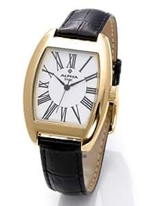 Alpha Saphir Damen-Armbanduhr 119G