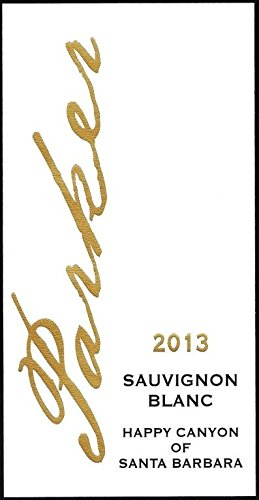 2013 Parker Wine Happy Canyon Of Santa Barbara Sauvignon Blanc 750 Ml