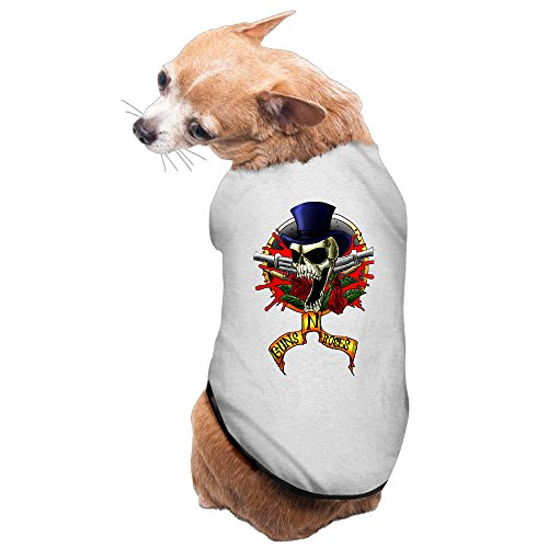 Guns N'Roses GNR Chinese Democracy Axl Rose Cotton Pet Blank Vest (Barbara Nn compare prices)