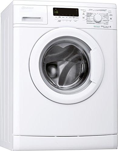Bauknecht WA PLUS 874 DA Waschmaschine Frontlader / A+++ B / 1400 UpM / 8 kg / white / Energieeffizienzklasse A+++ / Unterbaufähig