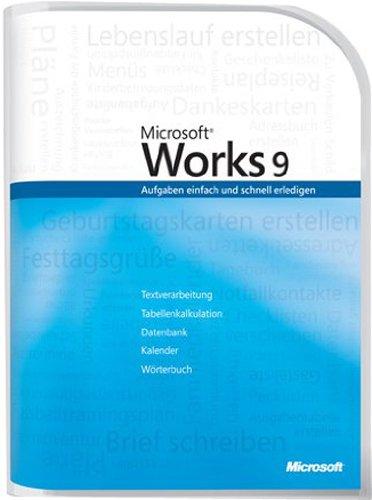microsoft works 9 0