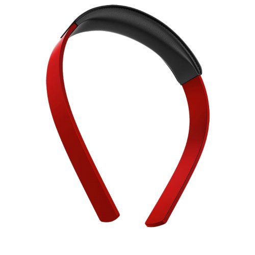 Sol Republic 1365-33 Sound Track Master Interchangeable Headband, Floura Red