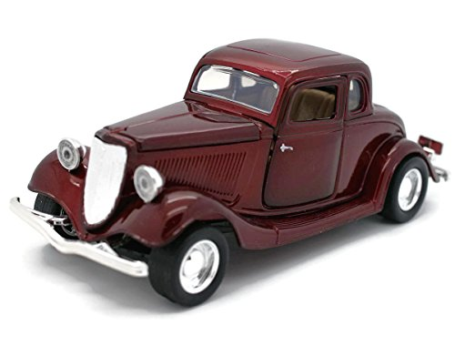 MotorMax 1934 Ford Coupe 1:24 scale 7.5