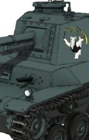 1/35 「ガールズ & パンツァー」三式中戦車[チヌ]