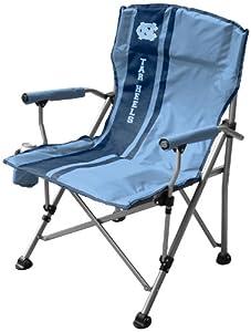 NCAA North Carolina Tar Heels Sideline Chair by Logo Chairs Inc