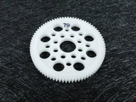 3Racing #3R/3Rac-Sg4879 48 Pitch Spur Gear 79T For Most Rc Cars