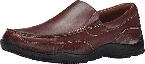 Cole Haan Men's Hughes Grand Slip-On II Chestnut/Dark Roast Loafer 11.5 M (M) (Cole Haan Men Slip On Shoes compare prices)