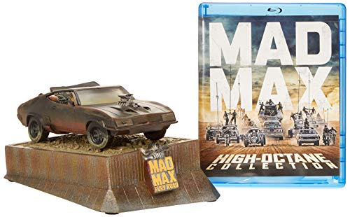 4K Blu-ray : Mad Max High Octane Collection With Interceptor (With Blu-Ray, With DVD, Boxed Set, Gift Set, 4K Mastering)