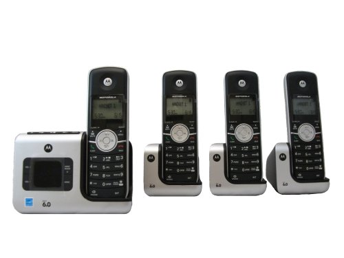 Binatone/ Motorola - Motorola Dect 6.0 With 4 Handsets