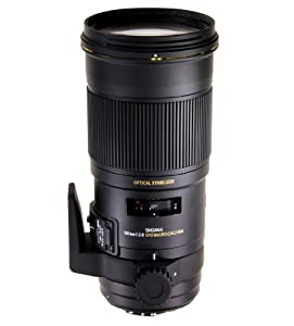 Sigma 180mm f/2.8 EX DG OS HSM Macro Lens for Nikon