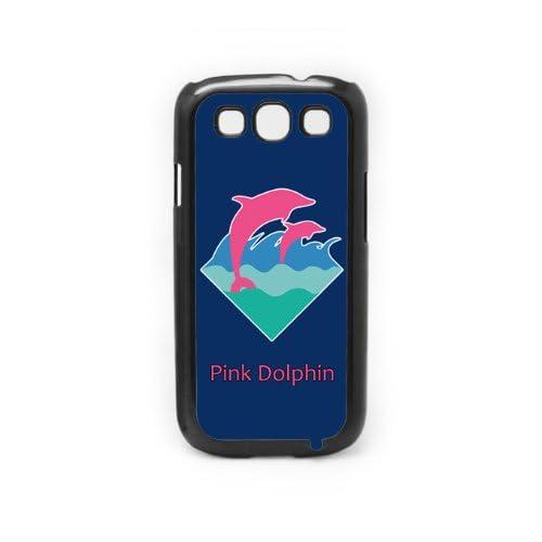 Amazon.com: Pink Dolphin Samsung Galaxy S3 I9300 Hard Case