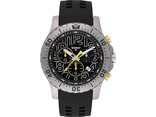 Traser H3 Ladies Watch Sport Elite chronograph 105858