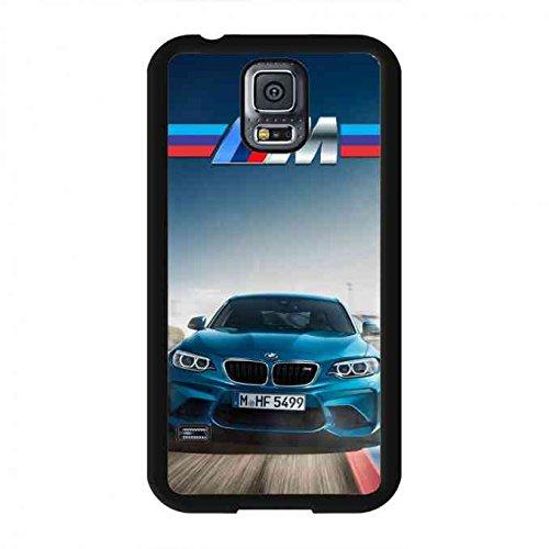 Deutsch Automarke BMW Hülle Schutzhülle,Samsung Galaxy S5 Audi Logo Hülle Schutzhülle,Luxus Marke BMW M Hülle Schutzhülle für Samsung Galaxy S5,TPU Silikon Ultra Slim BMW M Pattern Hülle Schutzhülle
