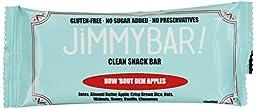 JimmyBar, How Bout Den Apples, 1.6 Ounce (Pack of 12)