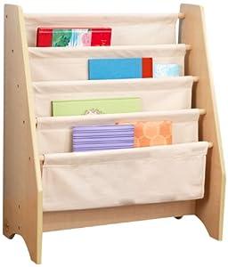 KidKraft Sling Bookshelf - Natural