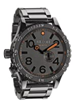 Nixon - 51-30 Tide - Steel Gray Watch