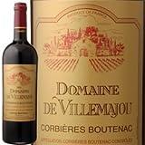 2012年ドメーヌ・ド・ヴィルマジュー・コルビエール・ルージュ/ジェラール・ベルトラン/750ml/赤ワイン