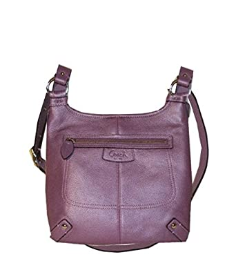 Coach Penelope Leather Hippie Crossbody Bag Handbag Style 14679