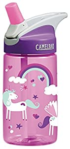 CamelBak Kids Eddy Water Bottle, 0.4 L, Unicorns