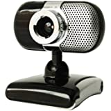 Kinobo B7 Laptop USB 5mpx Webcam For Windows XP/Vista/7 Skype/Yahoo/MSN Includes USB Microphone