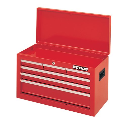Images for Waterloo ML-600 26-by-12-by-15-1/4-Inch 6 Drawer Tool Chest