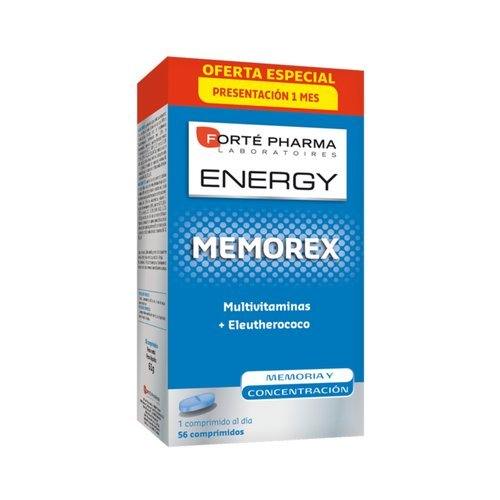 energy-memorex-56-comprimidos-de-forte-pharma