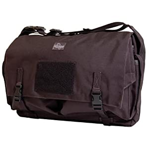 Maxpedition Gleneagle Messenger Bag, Black