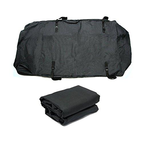 coffre de toit pliable imperm able 420 litres. Black Bedroom Furniture Sets. Home Design Ideas