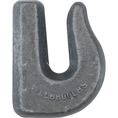 Buyers Products Weld-On Grab Hook - Fits 3/8in. Chain