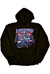 Mens Hooded Sweatshirt : LANDLORD
